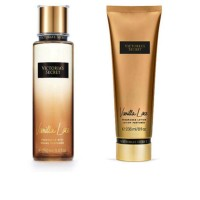 Kit Victoria's Secret Vanilla Lace Creme Hidratante 236ml + Body Splash 250ml