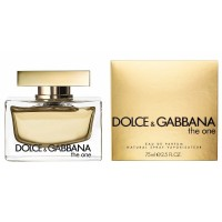 Perfume The One Dolce & Gabbana Eau de Parfum Feminino 75 ml ...