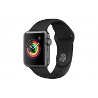 Apple Watch Series 3 42mm Pulseira Esportiva MTF32LLA  Preto