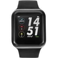 Relógio Inteligente Smartwatch F8 Ios Android - Preto