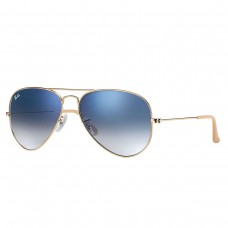 Óculos de Sol Ray-Ban Rb3025 001/3F 58 Aviador