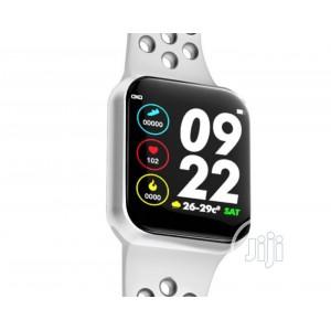 Relógio Inteligente Smartwatch F8 Ios Android -Branco